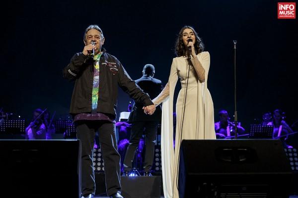 Mircea Vintilă alături de Alexandra Ușurelu în concertul #PUR de pe 18 ianuarie 2016