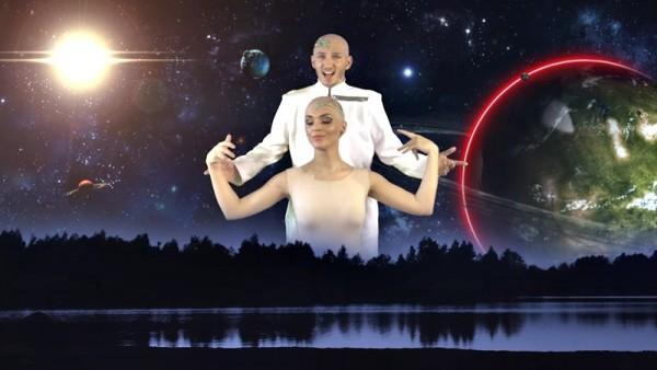M I H A I - Paradisio (videoclip Eurovision 2016)