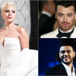 Lady Gaga / Sam Smith / The Weeknd