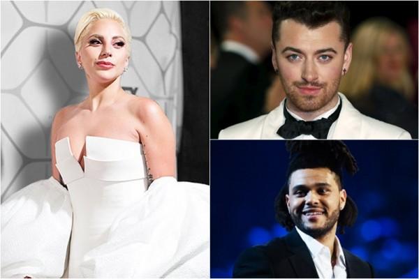Lady Gaga / Sam Smith / The Weeknd