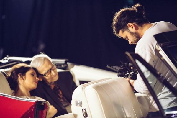 Alex Ceaușu, Ada Condeescu și Radu Beligan