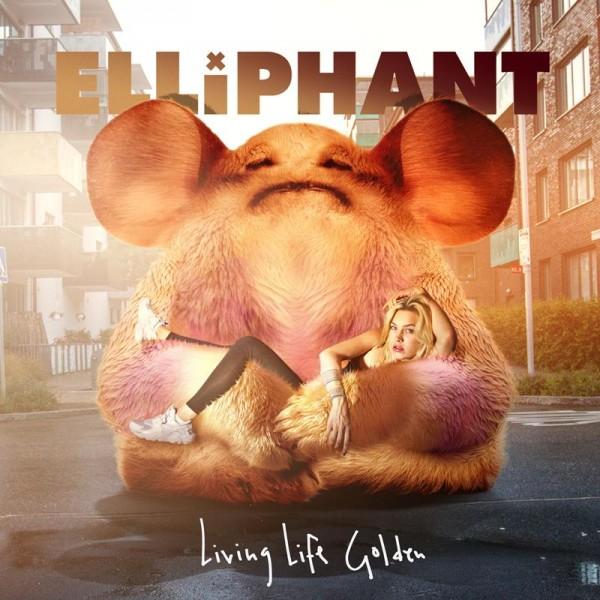 Elliphant - Living Life Golden (copertă album)