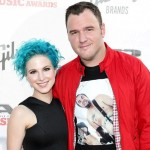Hayley Williams si Chad Gilbert