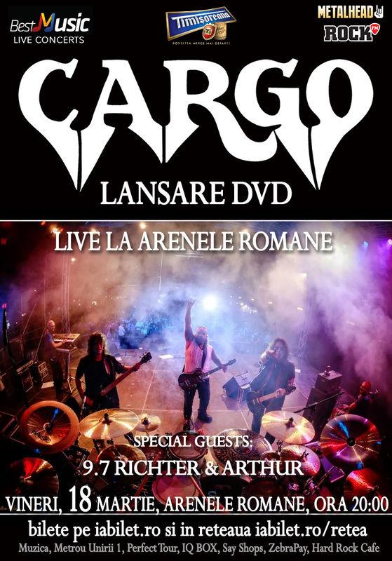 Cargo la Arenele Romane