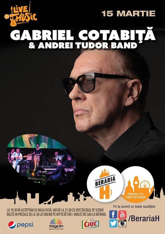 Gabriel Cotabiță & Andrei Tudor Band