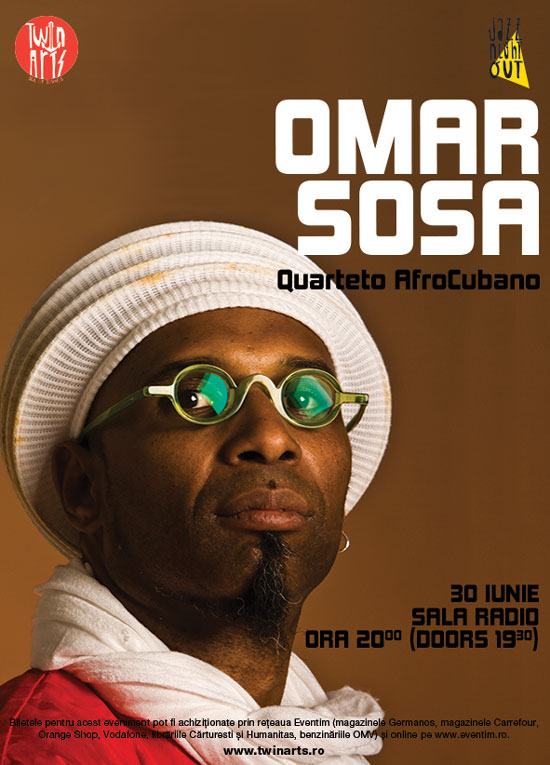 Omar Sosa Quarteto Afro Cubano