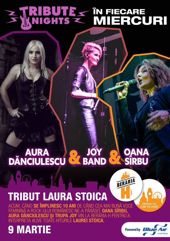 Laura Stoica Tribut