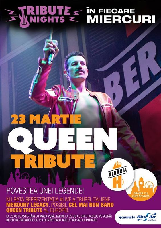 Queen Tribute la Berăria H