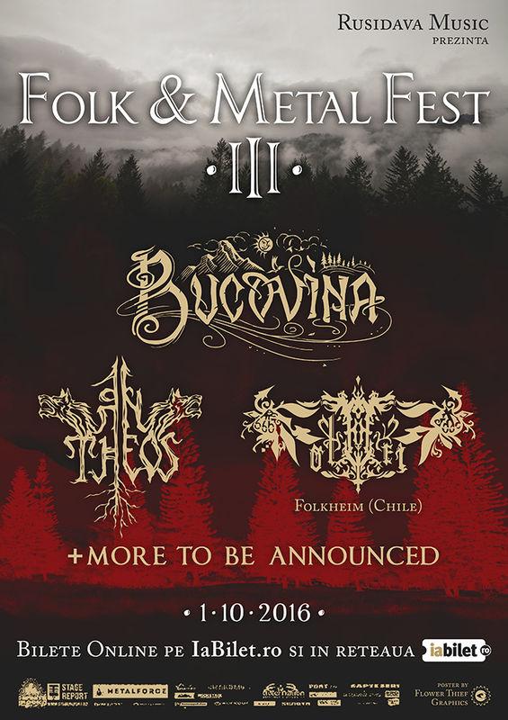 Folk & Metal Fest III la Fabrica