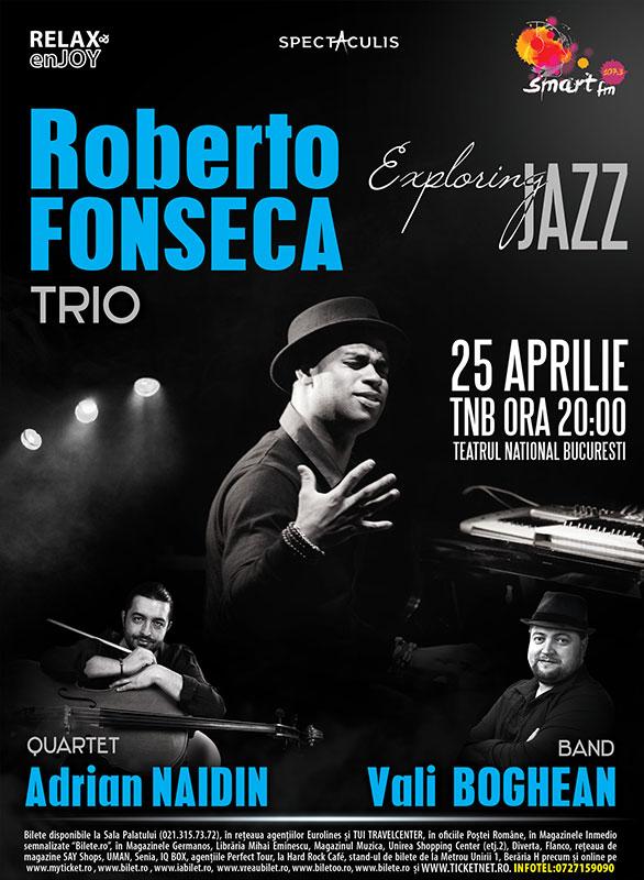 Exploring Jazz - Roberto Fonseca