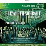 Afiș Stagiunea Regală Concert Ateneul Român 2016