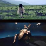 björk: black lake (two screen version)
