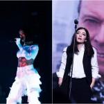 Rihanna și Lorde, pe scena de la Brit Awards 2016