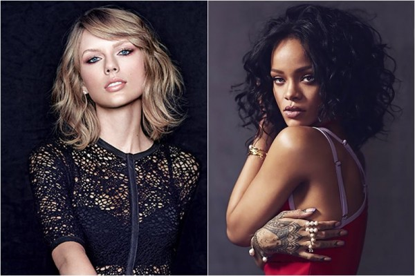 Taylor Swift & Rihanna