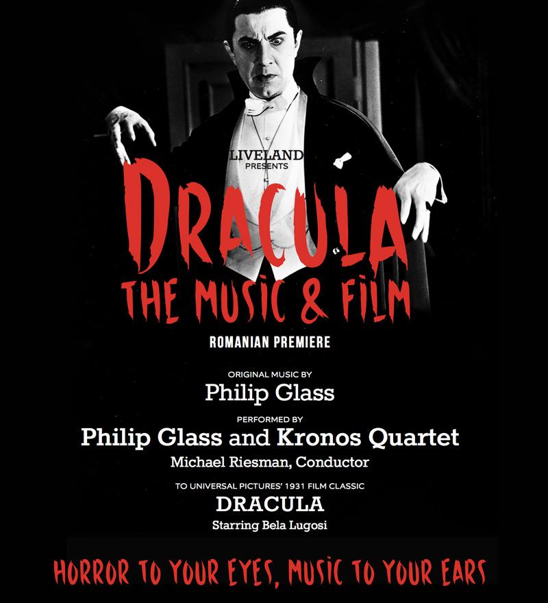 Philip Glass și Kronos Quartet: Dracula - Muzica și Filmul