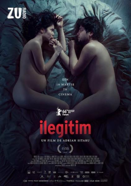 """""""Ilegitim"""" (poster oficial)"""