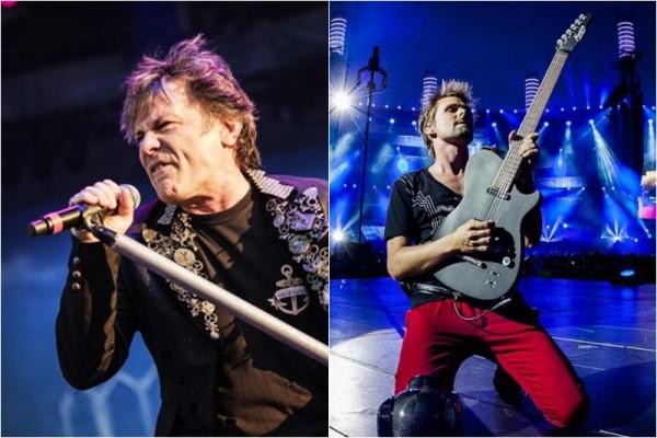 Iron Maiden și Muse, headlineri la Rock The City 2016