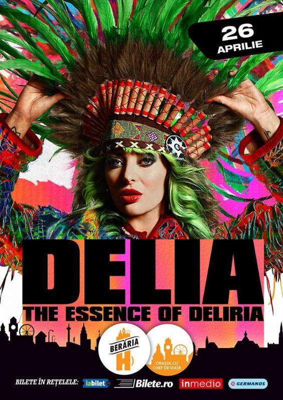 Delia: The Essence of Deliria