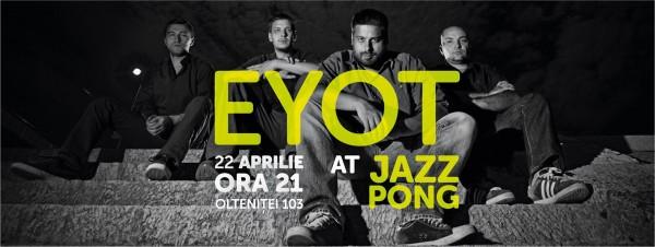 EYOT la Jazz Pong