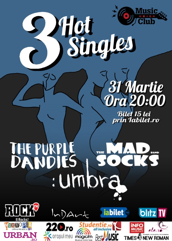 The Mad Socks | The Purple Dandies | :umbra