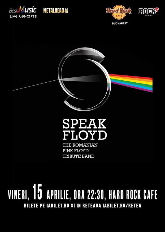 Concert Tribut Pink Floyd la Hard Rock Cafe