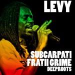 Afiș General Levy Subcarpați Fratii Grime Deeproots concert Arenele Romane 2016