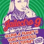 Afis Jailectro Concert B52 2016