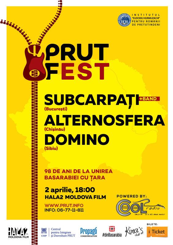 Prut Fest la Hala Moldova Film