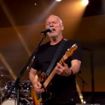 David Gilmour, live@Jimmy Kimmel