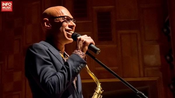 Concert Joshua Redman Trio pe 24 martie 2016 la Jazz Night Out