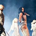 """Rihanna în debutul turneului """"Anti"""""""