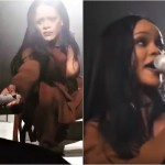 Rihanna, uimită de vocea unui fan
