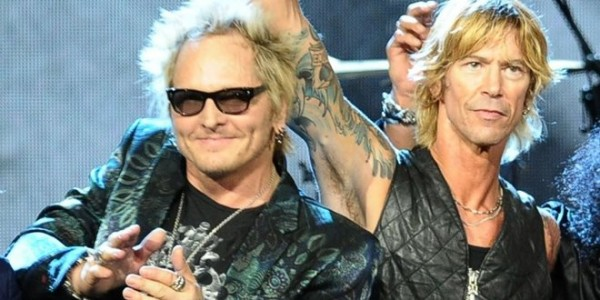 Duff McKagan & Matt Sorum