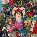 Afiș Alexandrina Concert Sala Radio 2016