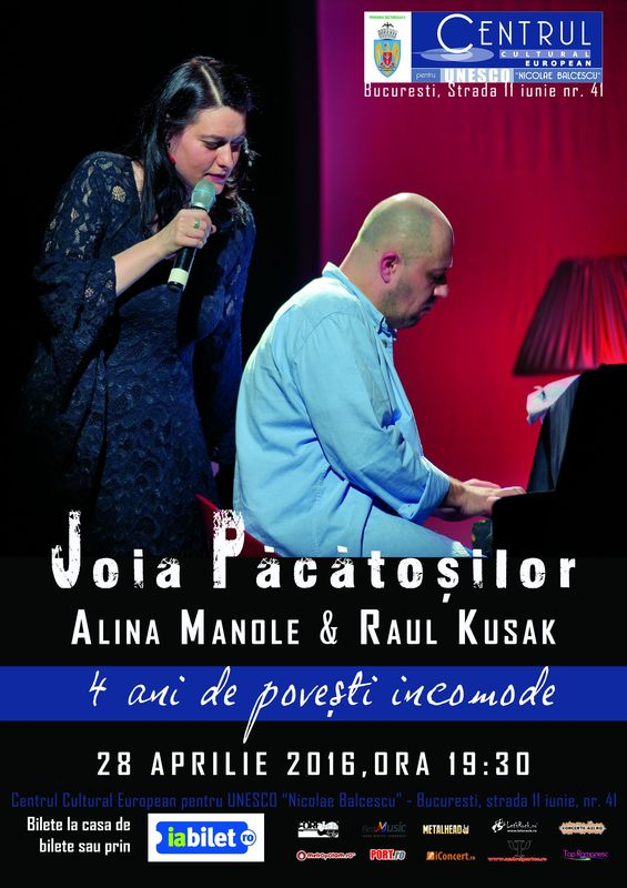 Alina Manole și Raul Kusak