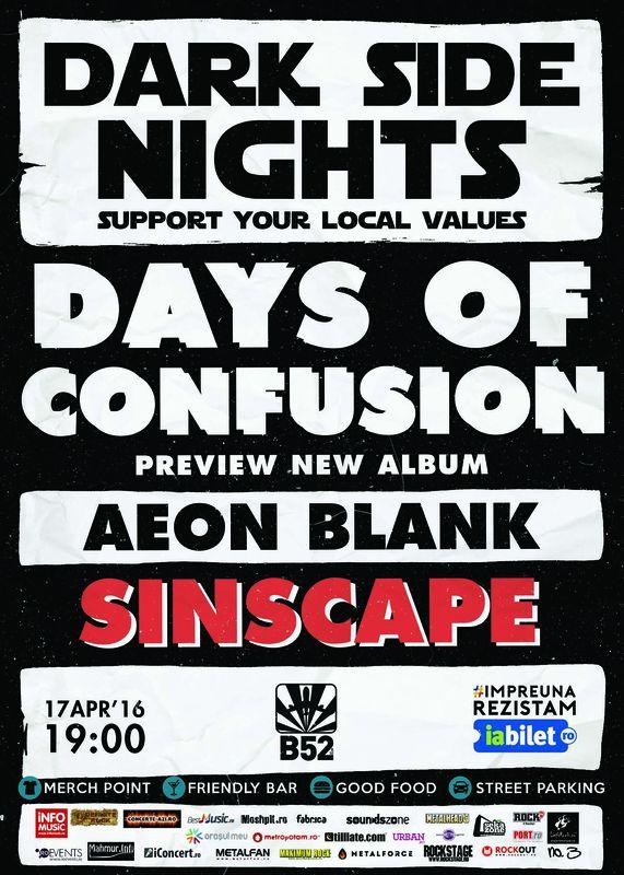 Days of Confusion la Club B52