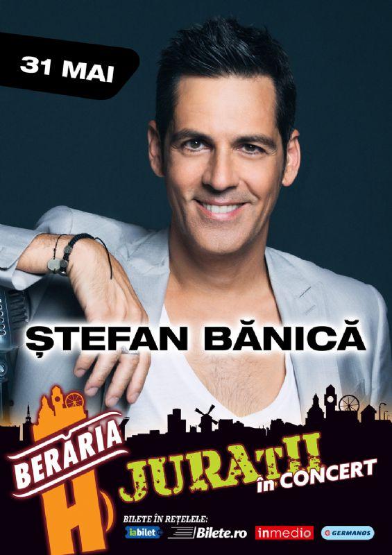 Ștefan Bănică Jr. la Berăria H