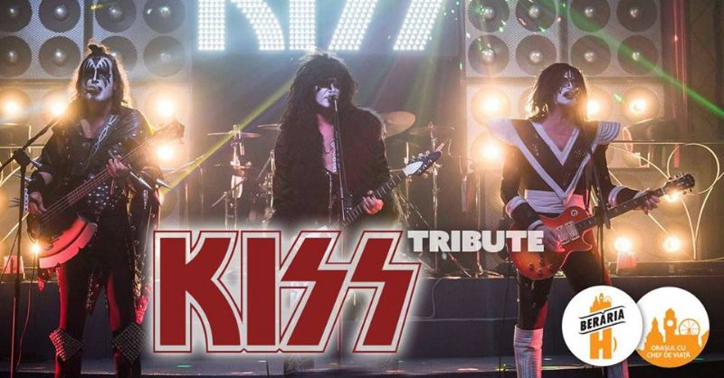 KISS Tribute la Berăria H