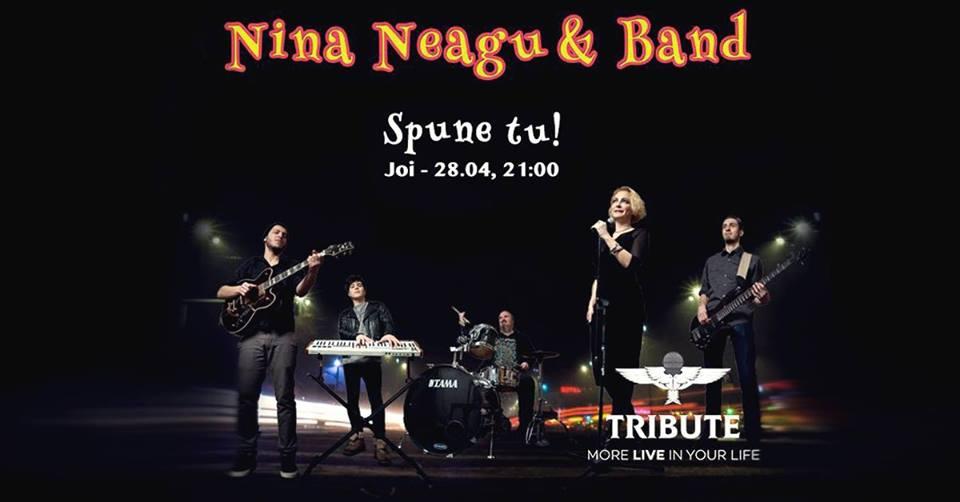 Nina Neagu la Tribute