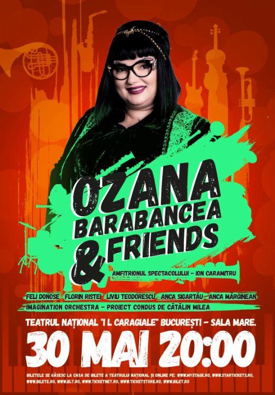 Ozana Barabancea
