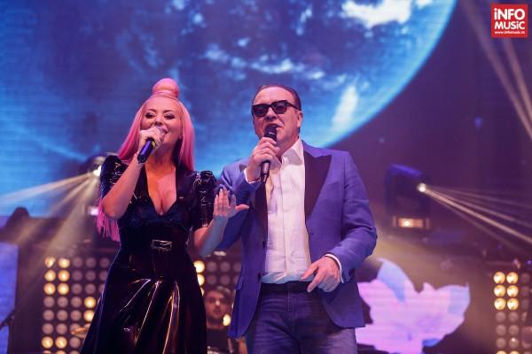 Delia în concertul Welcome To Deliria la Sala Palatului pe 2 aprilie 2016