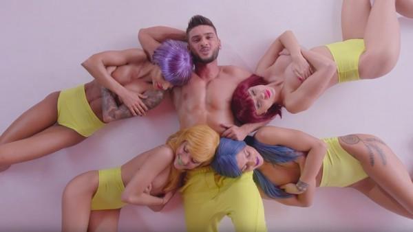 Dorian Popa feat What`s UP - Buze