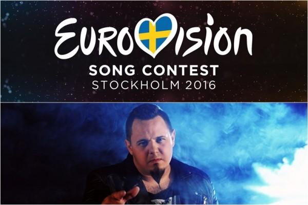 Ovidiu Anton nu va mai putea participa la Eurovision 2016