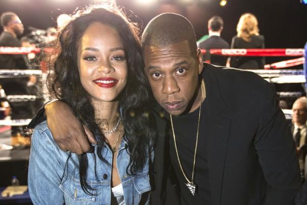Jay Z și Rihanna