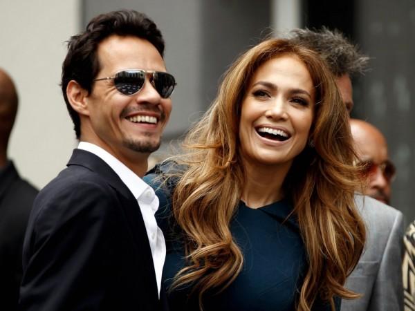 Marc Anthony și Jennifer Lopez