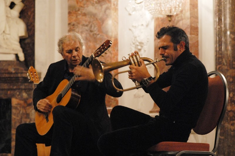 Paolo Fresu & Ralph Towner