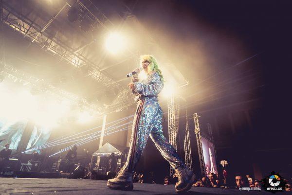 "Carla's Dreams si Delia - Lansare Album ""NGOC"" la Arenele Romane"
