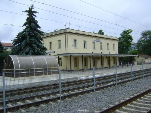 Gara Regală Băneasa din Băneasa