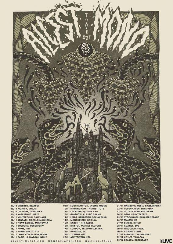 Alcest | Mono la Rockstadt