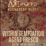 Afiş Artmania Bucharest Blast 2016